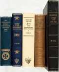 Books:Americana & American History, [Civil War]. Group of Five Books about the Civil War. Variouspublishers and dates. ... (Total: 5 Items)