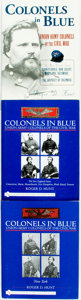 Books:Americana & American History, Roger D. Hunt. Colonels in Blue: Union Army Colonels of theCivil War in Three Volumes. Various publishe... (Total:3 Items)
