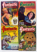 Pulps:Science Fiction, Fantastic Adventures Box Lot (Ziff-Davis, 1945-50) Condition:Average VG/FN.... (Total: 2 Box Lots)