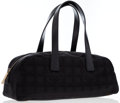 Luxury Accessories:Bags, Chanel Black Canvas Sport Collection Bowling Bag. ...