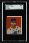 Baseball Cards:Singles (1940-1949), 1949 Bowman Gil Hodges #100 SGC 80 EX/NM 6....