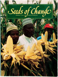 Books:Americana & American History, [African-American]. Herman J. Viola and Carolyn Margolis,editors. Seeds of Change: A Quincentennial Commemoration....