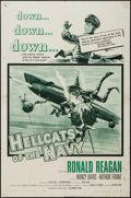 "Movie Posters:War, Hellcats of the Navy (Columbia, 1957). One Sheet (27"" X 41""). War....."