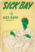 Books:Art & Architecture, Alex Gard, U.S.N. Sick Bay. New York: Charles Scribner's Sons, 1945....