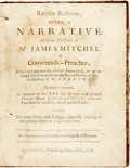 Books:Metaphysical & Occult, George Hickes. Ravillac Redivivus: Being A Narrative Of the late tryal of Mr. James Mitchel A Conventicle-Preacher, Who ...
