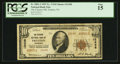 National Bank Notes:Tennessee, Trenton, TN - $10 1929 Ty. 2 The Citizens NB Ch. # 12438. ...