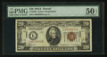 Small Size:World War II Emergency Notes, Fr. 2305 $20 1934A Hawaii Federal Reserve Note. PMG About Uncirculated 50 EPQ.. ...