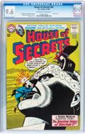 Silver Age (1956-1969):Horror, House of Secrets #65 (DC, 1964) CGC NM+ 9.6 Off-white to whitepages....