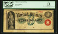 Miscellaneous:Other, Unknown Issuer Advertising Note $3 May 10, 1869. ...