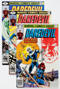 Modern Age (1980-Present):Superhero, Daredevil Group (Marvel, 1979-88).... (Total: 93 Comic Books)