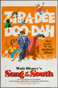 "Movie Posters:Animation, Song of the South (Buena Vista, R-1980). One Sheet (27"" X 41""). Animation.. ..."