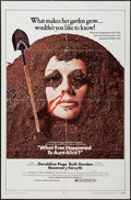"""Movie Posters:Crime, Whatever Happened to Aunt Alice? & Other Lot (Cinerama Releasing, 1969). One Sheets (2) (27"""" X 41""""). Crime.. ... (Total: 2 Items)"""
