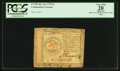 Colonial Notes:Continental Congress Issues, Continental Currency January 14, 1779 $3 PCGS Apparent Very Fine20.. ...