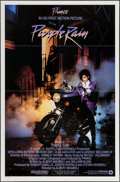 "Movie Posters:Rock and Roll, Purple Rain (Warner Brothers, 1984). One Sheet (27"" X 41""). Rock and Roll.. ..."