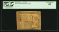 Colonial Notes:Pennsylvania, Pennsylvania October 1, 1773 50s PCGS Extremely Fine 40.. ...