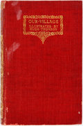 Books:Non-fiction, Mary Russell Mitford. Our Village. London: Macmillan and Co., 1907. Sixteenmo....