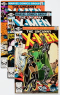 Modern Age (1980-Present):Superhero, X-Men Group (Marvel, 1979-89) Condition: Average NM-.... (Total: 61Comic Books)