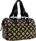 Luxury Accessories:Bags, Louis Vuitton Limited Edition Sequin & Classic Monogram CanvasEclipse Speedy 30 Bag. Very Good to Excellent Condition. ...