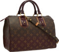 "Luxury Accessories:Bags, Louis Vuitton Limited Edition Monogram Canvas Mirage Speedy 30 Bag. Excellent Condition . 12"" Width x 9"" Height x 7""..."