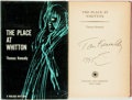 Books:Mystery & Detective Fiction, Tom Keneally. SIGNED. The Place at Whitton. New York: Walkerand Company, [1964]. Signed by the author. ...
