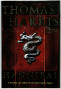 Books:Mystery & Detective Fiction, Thomas Harris. Hannibal. Delacorte Press, [1999]. Firstedition....