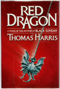 Books:Mystery & Detective Fiction, Thomas Harris. Red Dragon. New York: G. P. Putnam's Sons,[1981]. First edition. ...