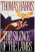 Books:Mystery & Detective Fiction, Thomas Harris. SIGNED. ADVANCED READER'S COPY. The Silence of the Lambs. New York: St. Martin's Press, [1988]. First...