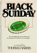 Books:Mystery & Detective Fiction, Thomas Harris. Black Sunday. New York: G. P. Putnam's Sons,[1975]. First Edition. ...
