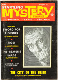 Books:Periodicals, [Stephen King]. Startling Mystery Stories Spring No. 12. NewYork: Health Knowledge, Inc., 1969. ...