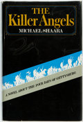 Books:Fiction, Michael Shaara. The Killer Angels. New York: David McKay Company, [1974]. ...
