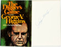 Books:Mystery & Detective Fiction, George V. Higgins. SIGNED. The Digger's Game. New York:Alfred A. Knopf, 1973. First edition. Signed by the author...