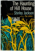 Books:Horror & Supernatural, Shirley Jackson. The Haunting of Hill House. New York: The Viking Press, 1959. First edition. ...