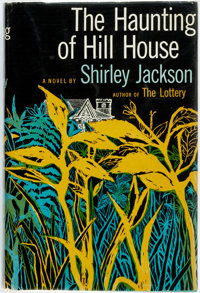 Shirley Jackson. The Haunting of Hill House. New York: The Viking Press, 1959. First edition