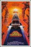 """Movie Posters:Science Fiction, The Road Warrior (Warner Brothers, 1982). One Sheet (27"""" X 41""""). Science Fiction.. ..."""