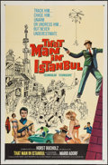 """Movie Posters:Adventure, That Man in Istanbul (Columbia, 1966). One Sheet (27"""" X 41"""").Adventure.. ..."""