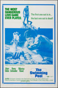 """Movie Posters:Foreign, La Piscine & Other Lot (AVCO Embassy, 1970). One Sheets (2) (27"""" X 41""""), Lobby Card Set of 8 (11"""" X 14""""). English Language R... (Total: 10 Items)"""