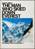 "Movie Posters:Documentary, The Man Who Skied Down Everest (Specialty Films, 1976). One Sheet (27"" X 41""). Documentary.. ..."