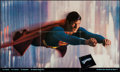 "Movie Posters:Action, Superman the Movie (Warner Brothers, 1978). Soundtrack Poster (22""X 35""). Action.. ..."