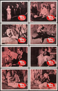 "Movie Posters:Horror, Billy the Kid vs. Dracula (Embassy, 1966). Lobby Card Set of 8 (11"" X 14""). Horror.. ... (Total: 8 Items)"