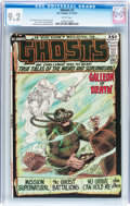 Bronze Age (1970-1979):Horror, Ghosts #2 (DC, 1971) CGC NM- 9.2 White pages....