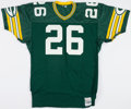Football Collectibles:Uniforms, 1980's Chuck Cecil Game Worn Green Bay Packers Jersey. ...