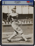 "Baseball Collectibles:Photos, 1910's ""Shoeless Joe"" Jackson Photograph by Charles Conlon, PSA/DNAType 1...."