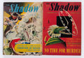 Pulps:Detective, Shadow Group (Street & Smith, 1944) Condition: Average VG....(Total: 2 Items)