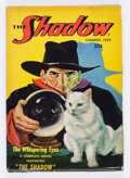Pulps:Hero, Shadow - Summer 1949 (Street & Smith, 1949) Condition: VG+....