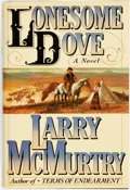 Books:Fiction, Larry McMurtry. Lonesome Dove. New York: Simon and Schuster,[1985]. First edition. ...