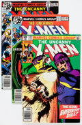 Modern Age (1980-Present):Superhero, X-Men Group (Marvel, 1978-89) Condition: Average FN/VF.... (Total:18 Comic Books)