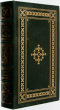 Books:Biography & Memoir, John Glenn. SIGNED/LIMITED. A Memoir. Norwalk: The Easton Press, [1999]. First edition, limited to 3,500 numbered co...