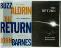 Books:Biography & Memoir, Buzz Aldrin and John Barnes. SIGNED. The Return. New York: Tom Doherty Associates, [2000]. First edition. Signed b...
