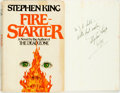 Books:Horror & Supernatural, Stephen King. INSCRIBED. Firestarter. New York: Viking,[1980]. First trade edition. Inscribed by the author. Pu...