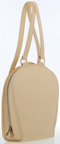 Luxury Accessories:Bags, Louis Vuitton Vanilla Epi Leather Mabillon Backpack. ...